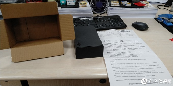 众测说明,快递盒,黑匣子,这就是全部了
