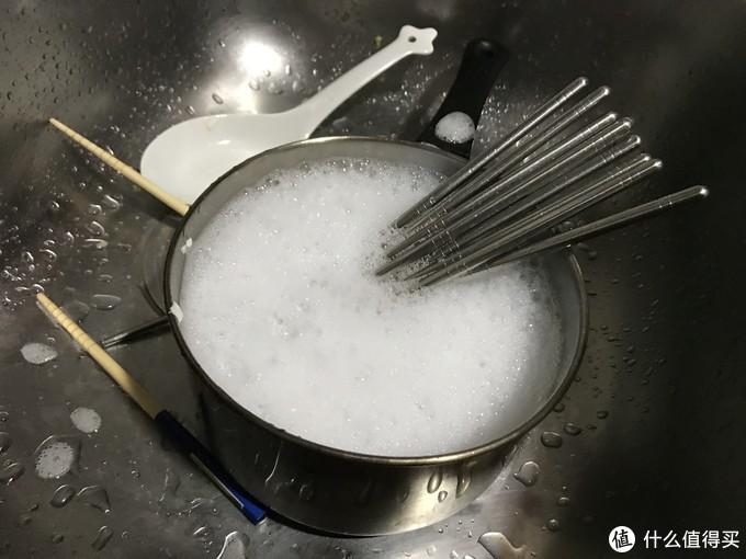 洗刷刷洗刷刷!洗涤好帮手!开米涤王、餐具净、蔬果净套装
