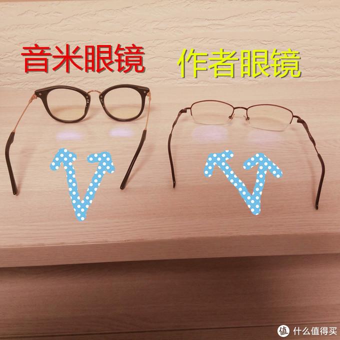 音米眼镜初体验--之近视小公举众测报告