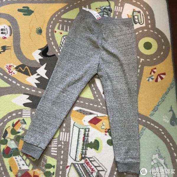 服饰快消品 篇五十二:便宜!保暖!UNIQLO 优衣库 女生 仿羊羔绒运动长裤 晒单