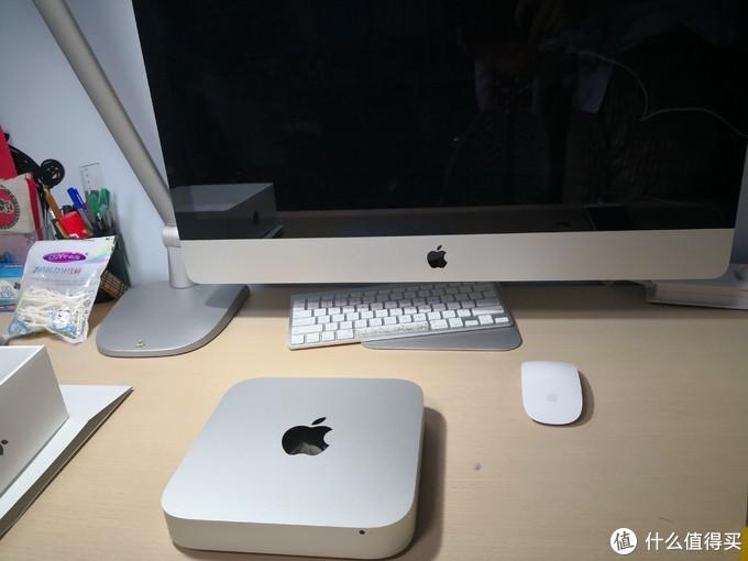老爷爷级iMac搭配Mac Mini,感觉还能再high几年