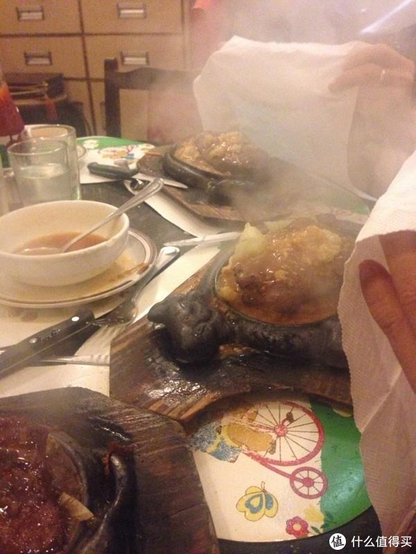 """我把自己肚子""""搞大了"""" 篇二:香港吃什么:牛排 & 烤肉"""