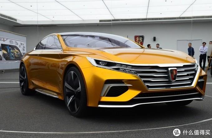 上汽荣威概念车Vision-R,新车型设计的来源