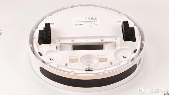 再不买就落伍了:360 S6 智能扫地机器人 详细拆解使用分析