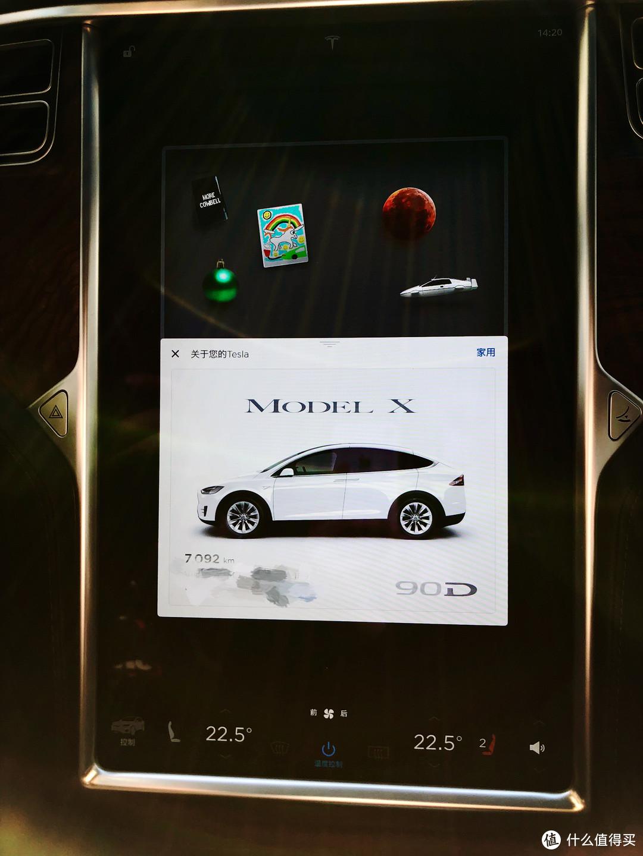 朋友一生一起走:Tesla 特斯拉 Model X 90D 电动车
