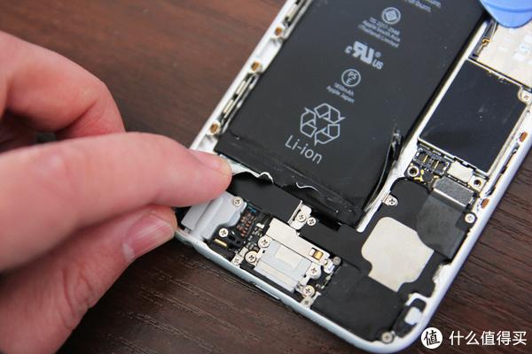 简简单单,手机立马复活—APPLE 苹果 iPhone 6 更换大容量电池小记