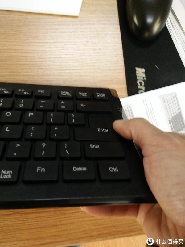 一个迟到几个月的开箱—泽益左手键盘简单开箱