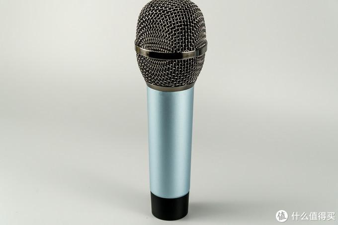 麦克风在手,你就是歌手——PHILIPS飞利浦K38003麦克风 开箱评测