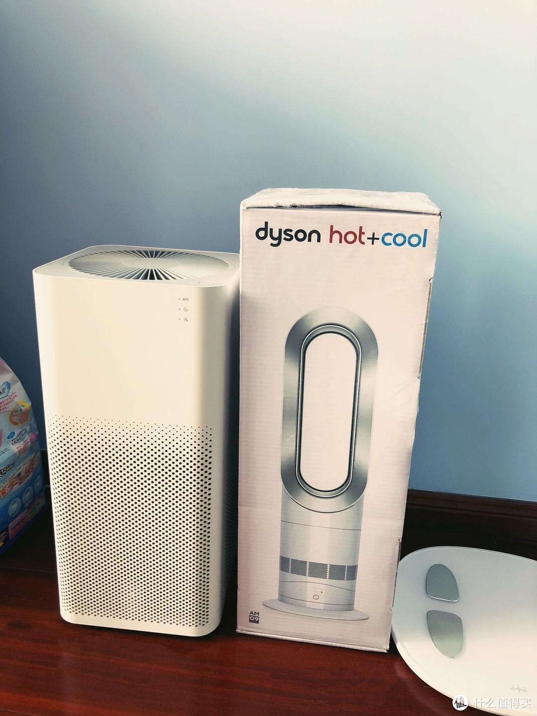 Dyson 戴森 无叶风扇 AM09 冬季暖风速热之你最想了解的评测