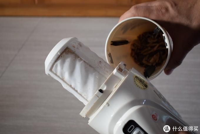 仅重1kg充电半小时就能用15分钟:日立R10DAL手持吸尘器 上手体验
