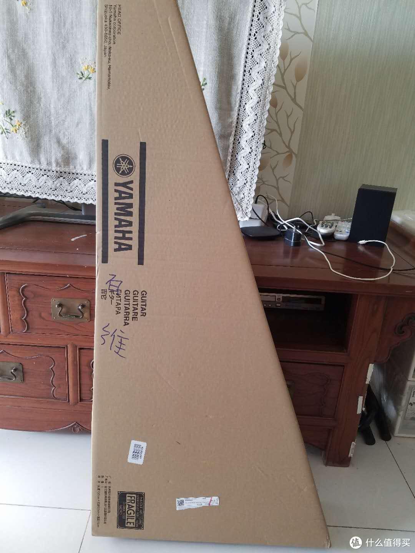 YAMAHA 雅马哈 FG800M\FG800 吉他+琴包 开箱