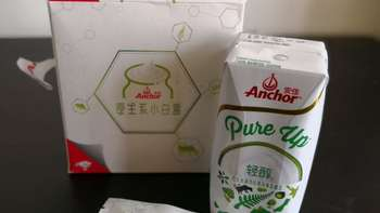 奶是好奶 就是有点奇怪?——轻众测安佳Anchor轻醇巴氏杀菌热处理风味发酵乳