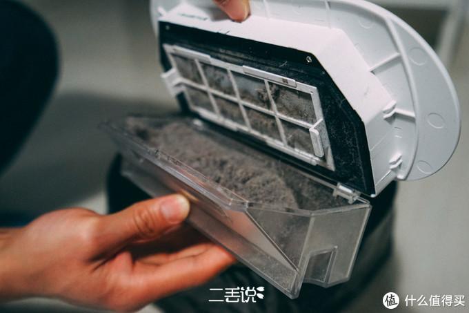 可以看到过滤网,过滤网也定期清洗和更换