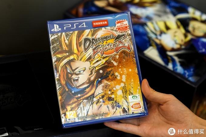 完美还原动画精髓,《龙珠斗士Z》PS4格斗游戏 首发限定典藏版 开箱