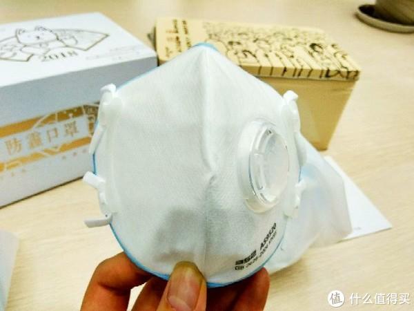 价值30元一只的贵族口罩到底值不值得买?352 自吸式口罩 晒单