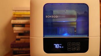 走心测评 | BONECO博瑞客-U700超声波加湿器值得入手吗?