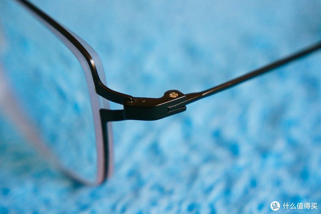 大年29到货:可得眼镜网HAN 镜架 + Essilor 依视路 镜片初次配镜体验!