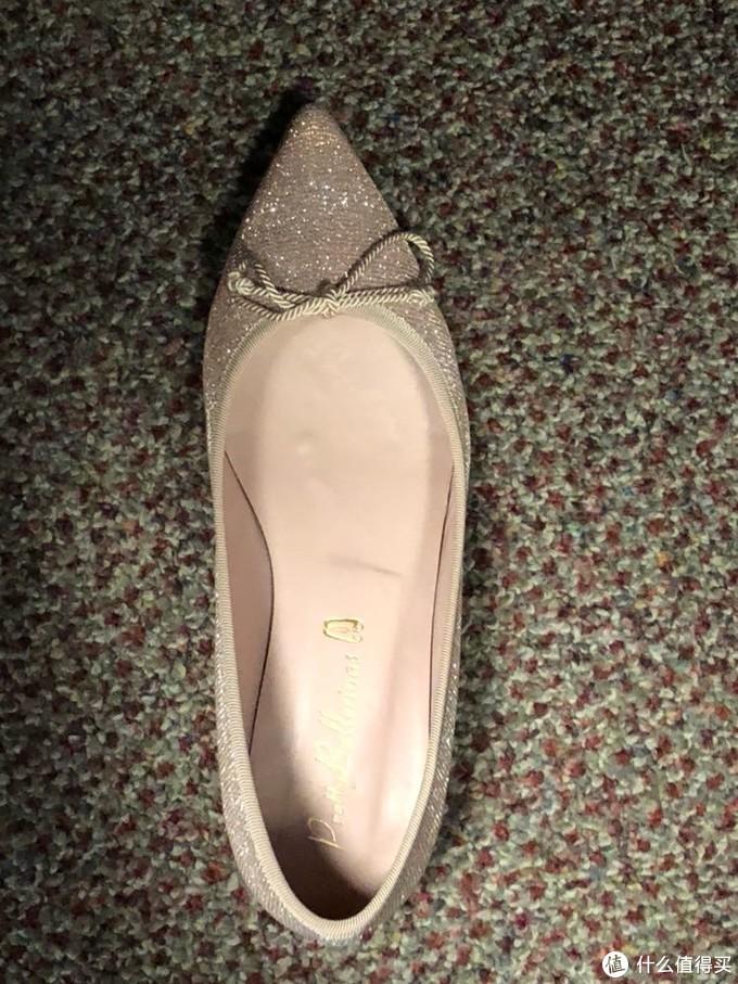 终于拔了草:Pretty Ballerinas 漂亮芭蕾舞娘 芭蕾鞋 开箱