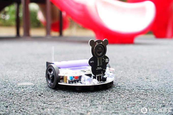 盒子里的快乐和智慧---KittenBot迷你巡线小车