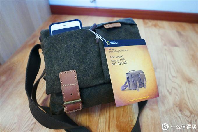 实惠的好选择—国家地理 NG A2540 非洲系列摄影包 礼盒版