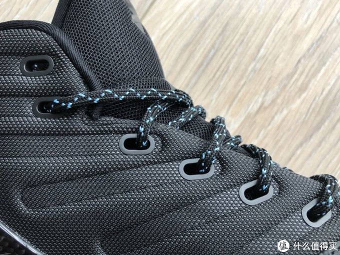 """穿""""萌神""""的鞋,萌过新年—UNDER ARMOUR 安德玛 Curry3 篮球鞋 开箱简评"""