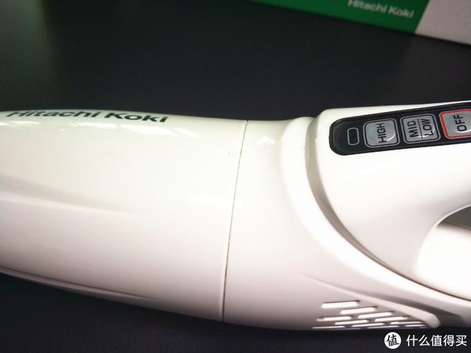 朋友之上,恋人未满——日立R10DAL充电吸尘器