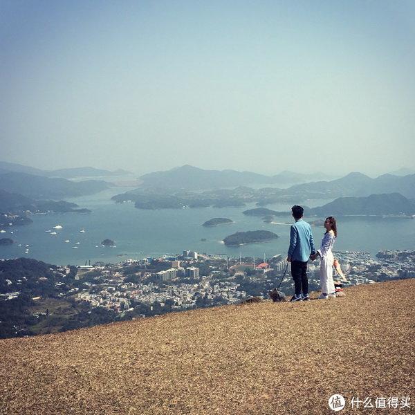新年香港徒步—南莲园池/麦里浩径/西贡/长洲岛