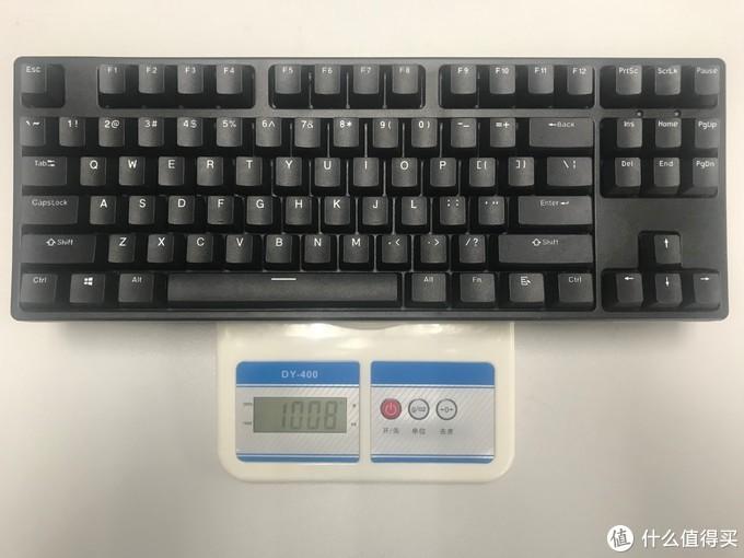 高斯GS87-D双模键盘试用修正版