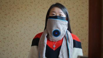 高端秀还是奇葩物——乐态智能随身家用穿戴空气净化器评测
