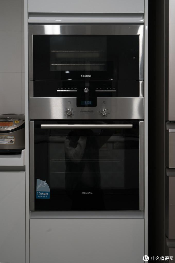 西门子烤箱蒸箱套装