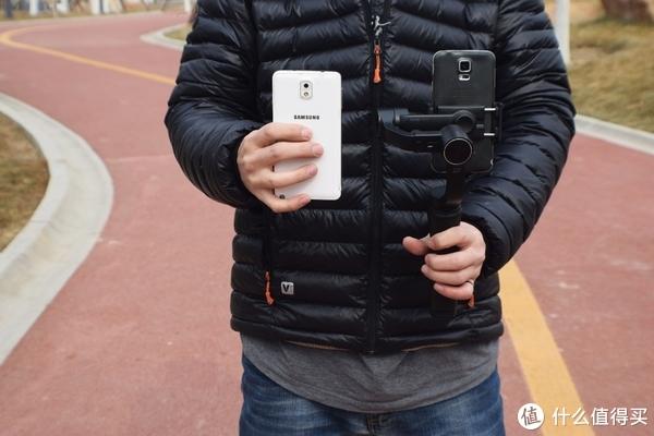 千元以下入门级手持云台:Zhiyun 智云 Smooth Q 手机三轴稳拍器 体验点评