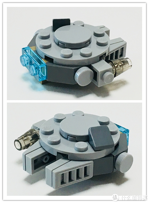 乐高测评 篇一:#原创新人#LEGO 乐高 75184 星战系列 圣诞倒数日历 开箱