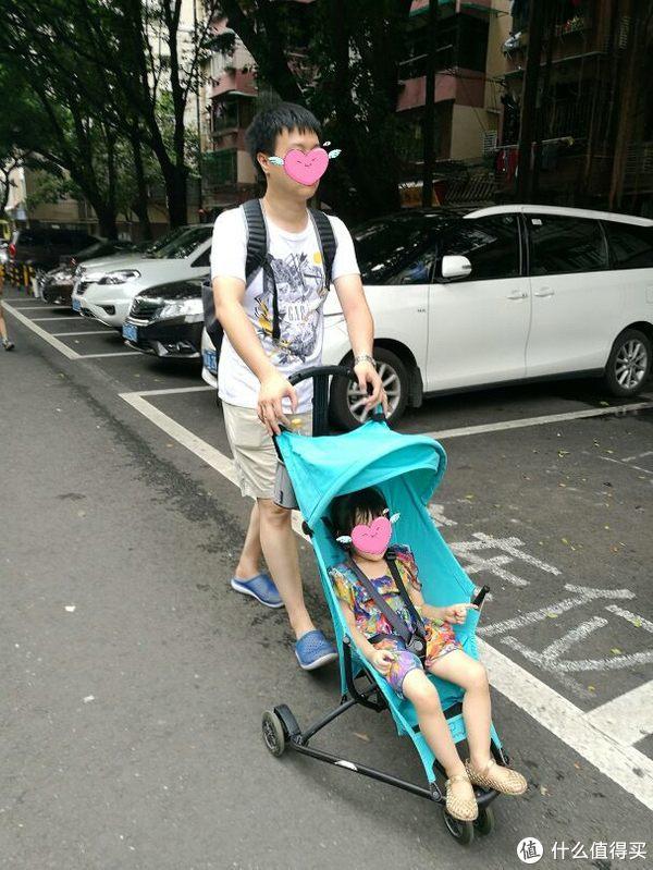 年限超长,使用近四年后的测评:Quinny Yezz 婴儿推车