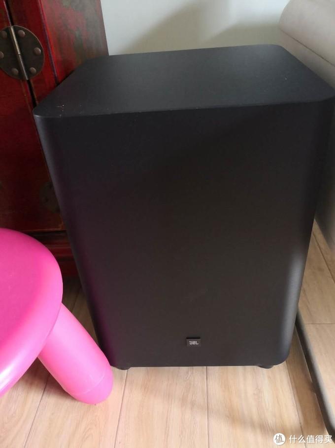 #原创新人#JBL 影霸 BAR5.1 条形音箱
