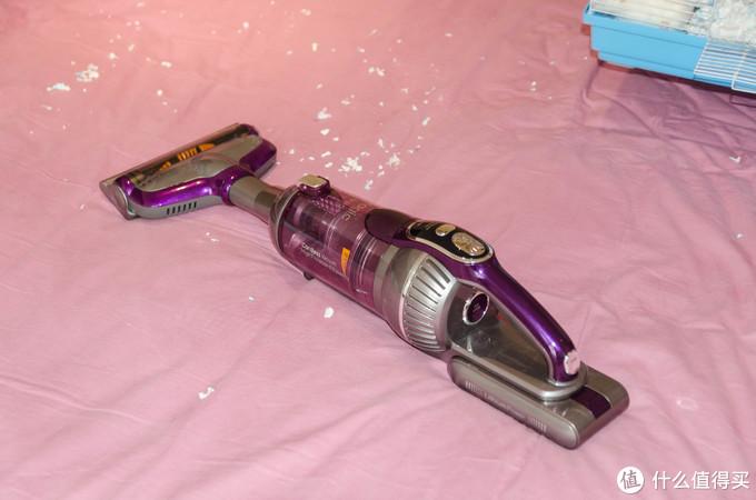 家有萌宠,莱克魔洁 M95 无线大吸力吸尘器让家更温馨