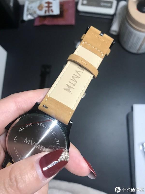 小众腕表,满足你春日荡漾的少女心(MVMT腕表开箱,内含大量伪干货)