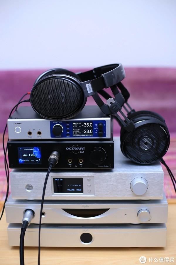 三台一体机简评:J.C Audio UDP2 & Octavart 香榭丽舍 & RME ADI-2 Pro