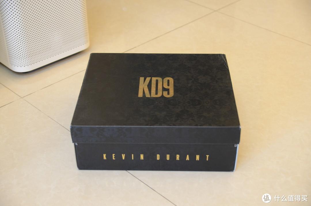 """潜在""""断管""""但超值:Nike 耐克 KD9 ELITE EP 精英篮球鞋"""