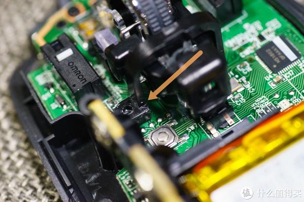 Logitech 罗技 Anywhere 2S 鼠标 换壳换滚轮维修记