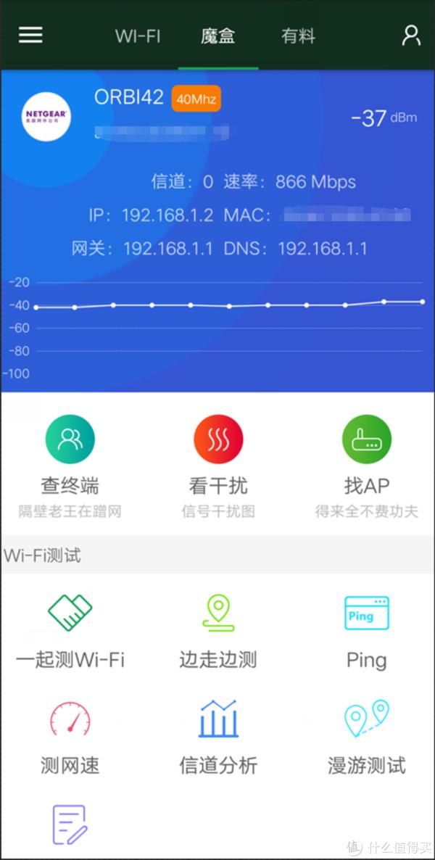 300+平的跃层也要好WiFi,一个包租公的选择:NETGEAR 美国网件 Orbi RBK50 路由