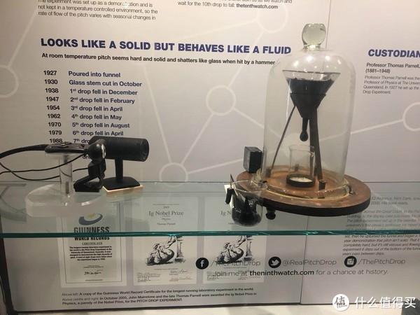昆士兰大学实验:证明沥青是液体