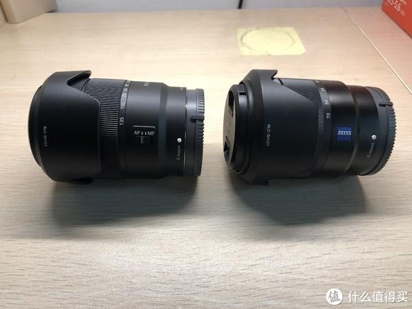 SONY 索尼 E18135 镜头 开箱