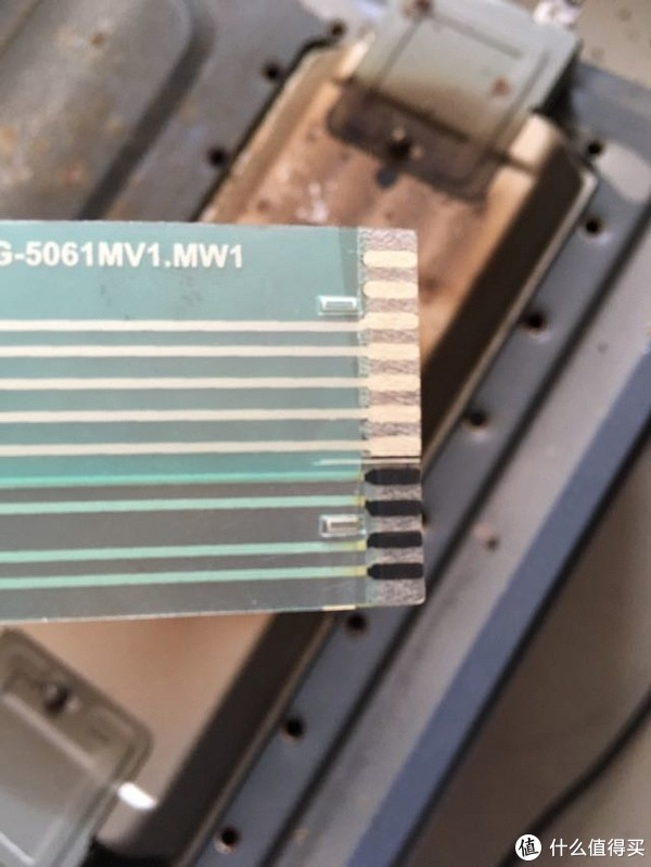 #原创新人#解决微波炉部分按键失灵问题:LG 微波炉 更换按键薄膜开关记录