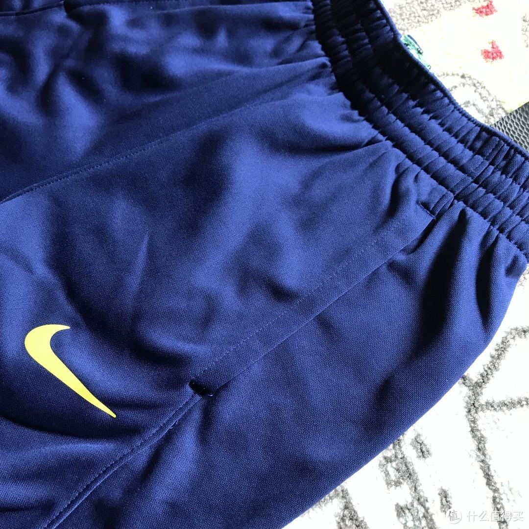 便宜实惠保暖!Nike Lebron 儿童加绒长裤