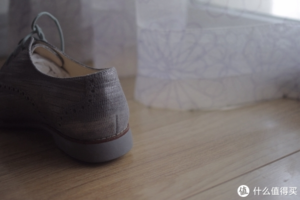 蜈蚣的一家—女鞋/童鞋 篇二十八:#女神节礼物#Cole Haan Gramercy 女士德比鞋 开箱