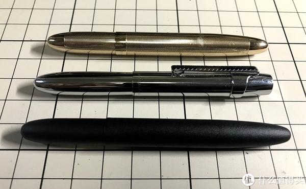 #2017剁手回忆录# 2017年我竟然买了五支太空笔!(Fisher Space Pen)
