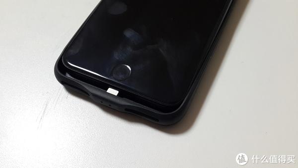 TORRAS 图拉斯 iphone 7plus背夹充电宝 使用报告
