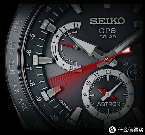 懒人最爱—Seiko 精工 Astron SBXB041 GPS太阳能腕表 开箱