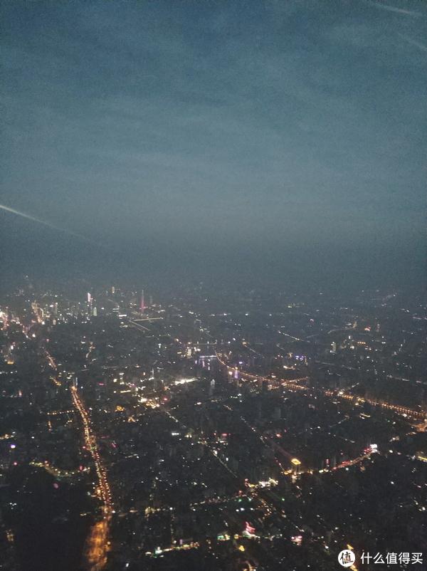 ▲隐约能看见广州天际线