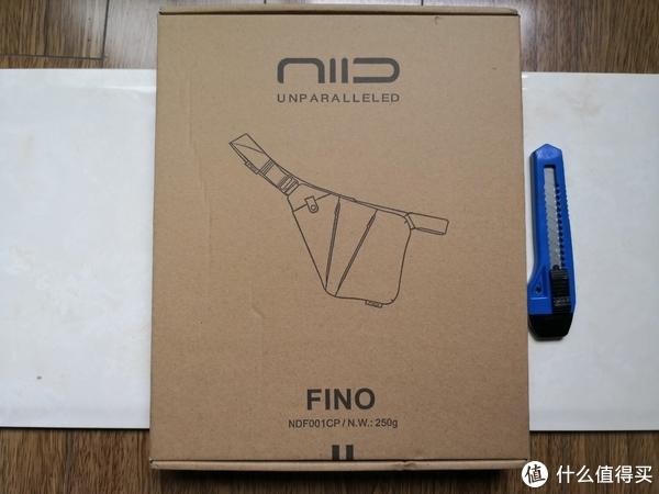 #原创新人#简约轻便的NIID FINO2 二代枪包 开箱小评